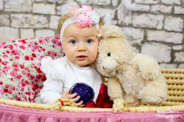 Lena ma już 1 rok :)